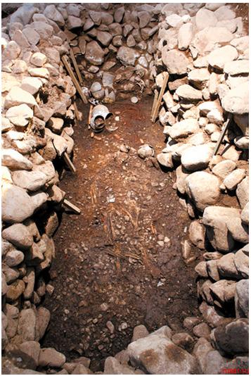 археологические раскопки в южной корее